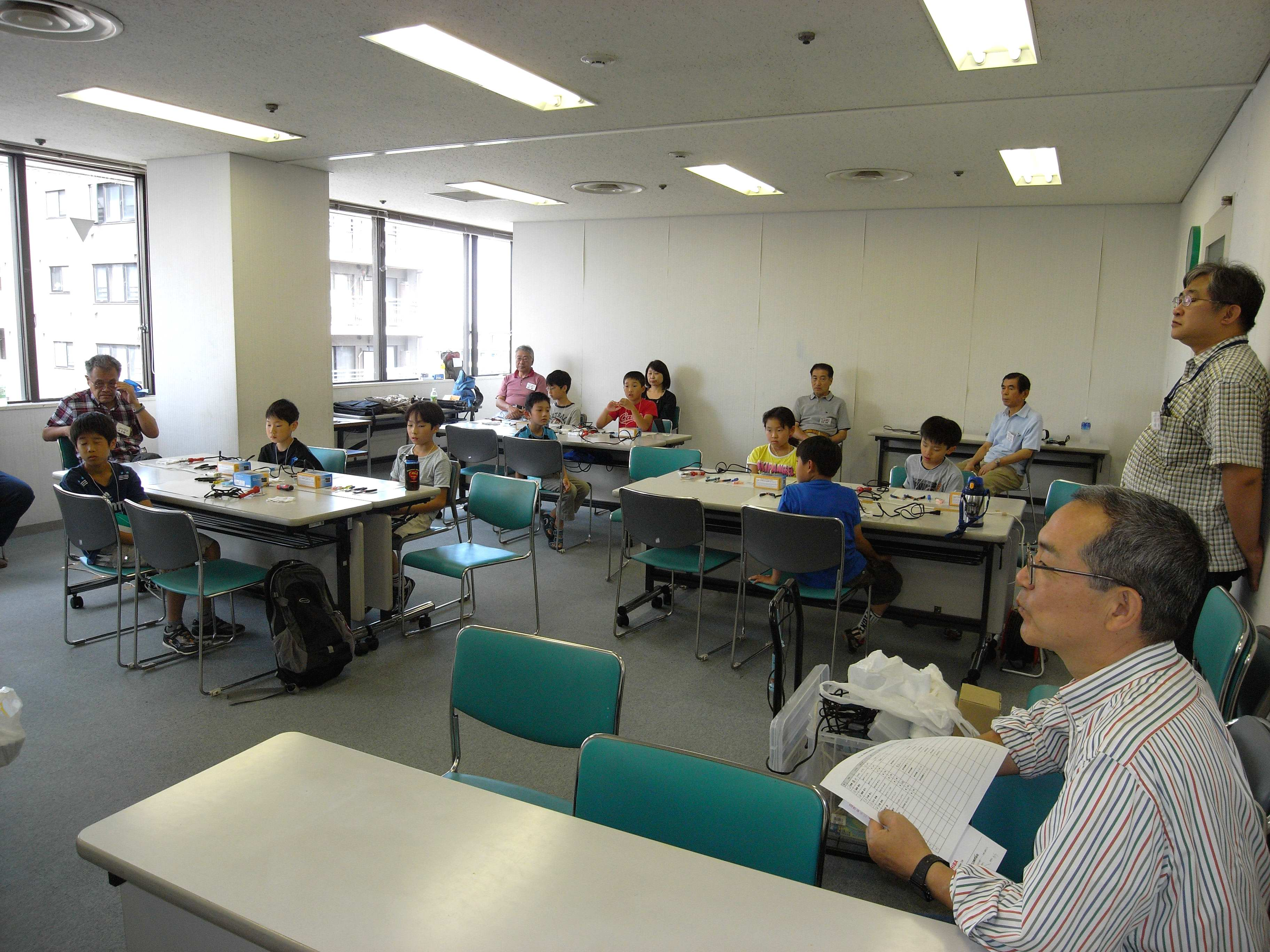 参加者とその他の講師